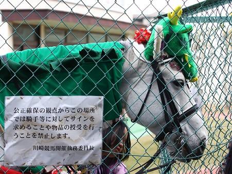 川崎競馬の誘導馬01月開催 龍Ver-12