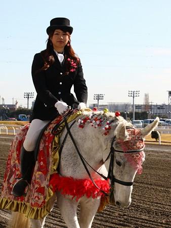 川崎競馬の誘導馬01月開催 梅Ver-120124-09