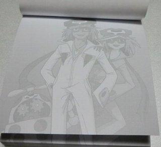 サークルKサンクス限定  ヤッターマンメモ帳