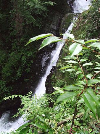 銚子口の滝 2011.6.12-2