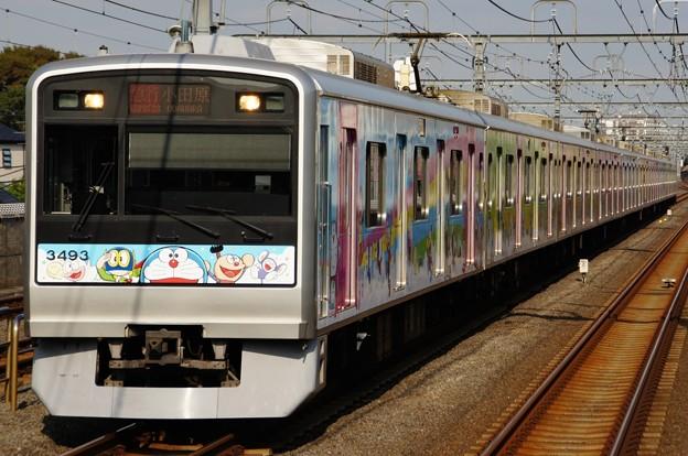 東京都の条例に抵触し運行終了することになったF-Train