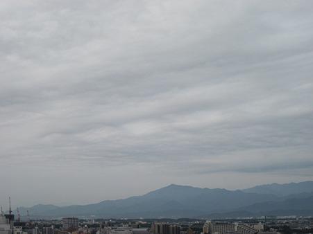 10月18日丹沢方面