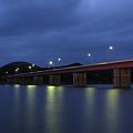 Photos: つなぎ大橋。