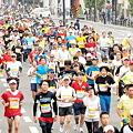 Photos: 大阪マラソン2011 30キロ辺り