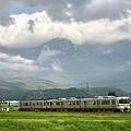 Photos: 飯島の夏、飯田線の夏。