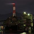 Photos: 夜の工場