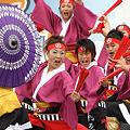 チーム☆利ゑ蔵 - かみす舞っちゃげ祭り2011