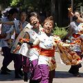 桜華 - 第5回よさこい祭りin光が丘公園 2011
