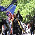 朝霞なるこ人魚姫_04 - よさこい祭りin光が丘公園2011