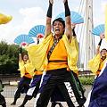 写真: 破天荒 supported by 安全輸送_18 - ザ・よさこい大江戸ソーラン祭り2011