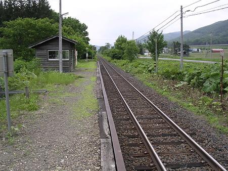 旧白滝駅1