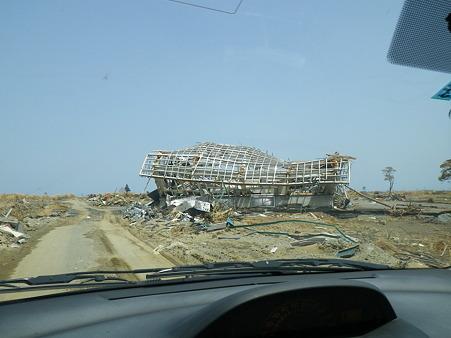 津波の被害