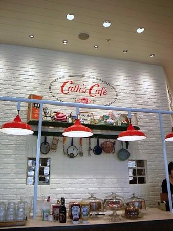 店内2@Cath's Cafe