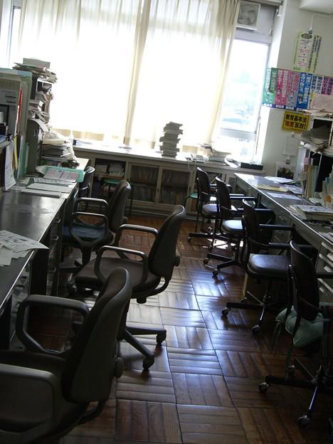 Photos: 職員室