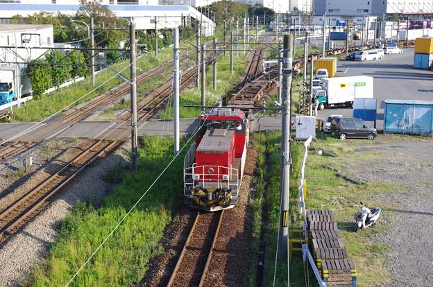東京貨物ターミナル