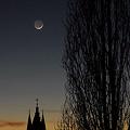 Photos: 夜空の月