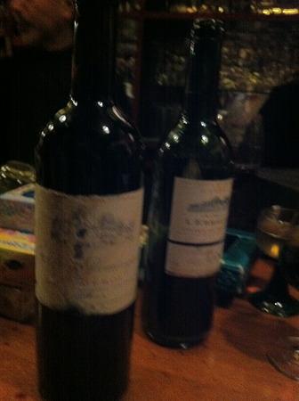被災ワイン
