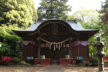 麻賀多神社・船形社