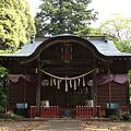 写真: 麻賀多神社・船形社