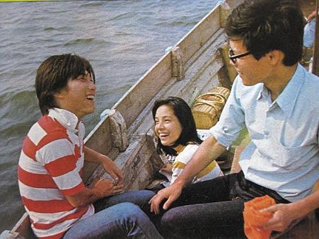 増田くん、玲ちゃん、敏ちゃん