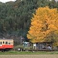 写真: 小湊鐵道 上総久保駅・・・