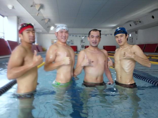 写真: 111229 swim