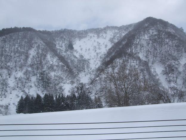 Photos: 関越トンネルの土樽側