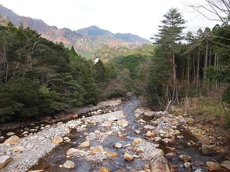 2011 秋 藤河内渓谷