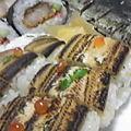 写真: 秋刀魚のお寿司!(^^)!...