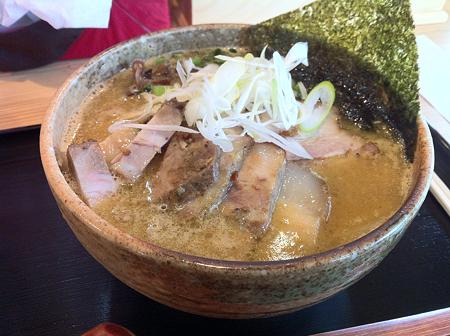 麺や琥張玖 味噌チャーシュー