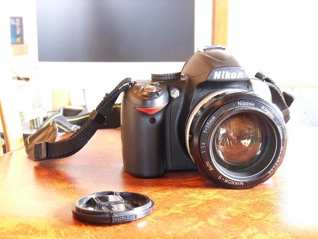 D3000 (6) レンズ 55mm 2011年 10月