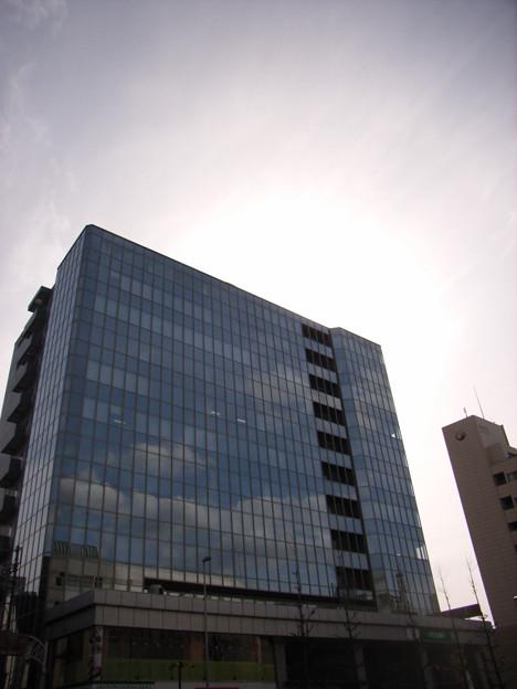 青空 (22) 2012年 3月 空の青