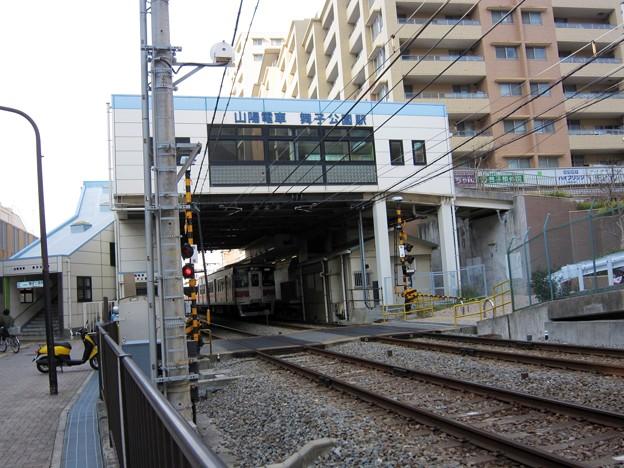 山陽電鉄 舞子公園駅