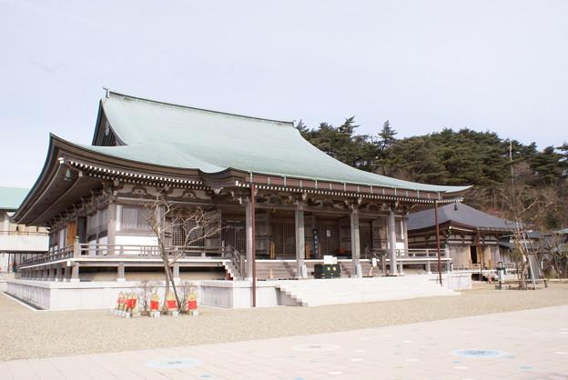天上寺 本堂
