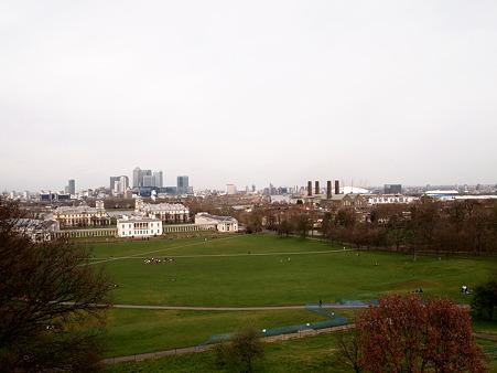 ロンドン一望