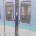 Photos: 日野春駅にて特急通過待ち。...