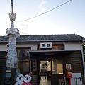 原谷駅 駅舎
