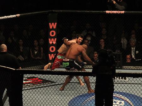 UFC 144 ランペイジ・ジャクソンvsライアン・ベイダー (2)