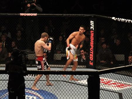 UFC 144 アンソニー・ペティスvsジョー・ローゾン (3)