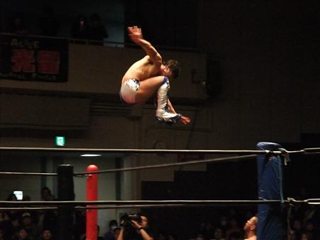 DDTプロレス 後楽園ホール 20110327 (50)