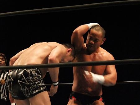 新日本プロレス BEST OF THE SUPER Jr.XVIII 〜Bring it on!〜 ディファ有明 20110528 (14)