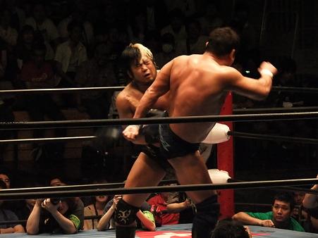 全日本プロレス 後楽園ホール 20110712 (32)