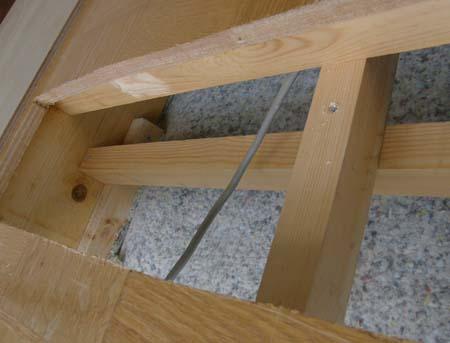 2階床下 防音 補強5
