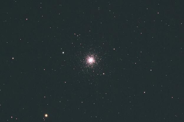 りょうけん座の球状星団 M3(^^)