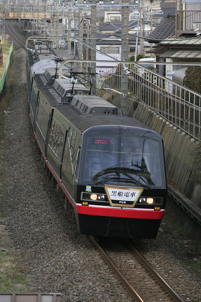Photos: _MG_8628 伊豆急 黒船電車