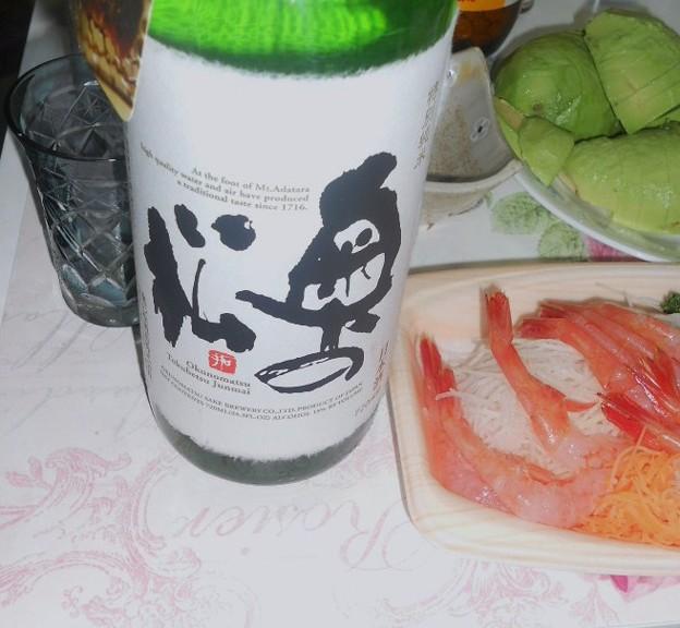 特別純米酒 奥の松