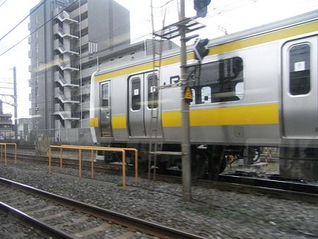 快速エアポート成田の車窓27
