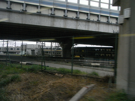 快速エアポート成田の車窓36