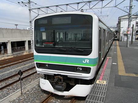 成田駅20