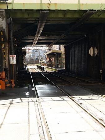 阪堺線(南霞町駅界隈)2